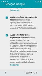 Samsung Galaxy J3 (2016) - Primeiros passos - Como ligar o telemóvel pela primeira vez -  11