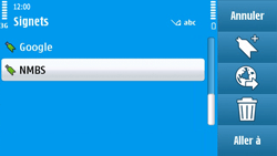 Nokia N97 - Internet - navigation sur Internet - Étape 11