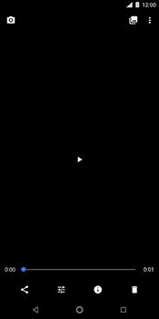Nokia 7 Plus - Photos, vidéos, musique - Créer une vidéo - Étape 16