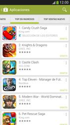 Samsung Galaxy S4 Mini - Aplicaciones - Descargar aplicaciones - Paso 9