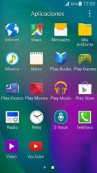 Samsung Galaxy A3 - Mensajería - Configurar el equipo para mensajes de texto - Paso 3