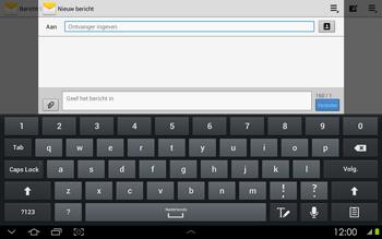 Samsung P5100 Galaxy Tab 2 10-1 - MMS - afbeeldingen verzenden - Stap 4