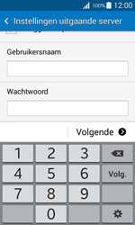 Samsung G357 Galaxy Ace 4 - E-mail - e-mail instellen: IMAP (aanbevolen) - Stap 15