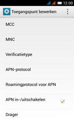 Alcatel OT-4033X Pop C3 - Internet - handmatig instellen - Stap 17