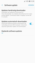 Samsung Galaxy A5 (2017) - Software update - update installeren zonder PC - Stap 5