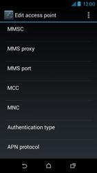 HTC Desire 310 - Internet - Manual configuration - Step 15