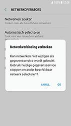 Samsung G930 Galaxy S7 - Android Nougat - Netwerk - Handmatig een netwerk selecteren - Stap 11