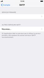 Apple iPhone 8 - iOS 12 - E-mail - Configurer l