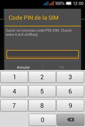 Alcatel OT-4015X Pop C1 - Sécuriser votre mobile - Personnaliser le code PIN de votre carte SIM - Étape 10