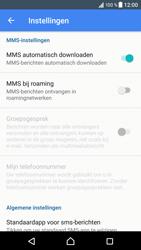Sony F8331 Xperia XZ - Android N - MMS - probleem met ontvangen - Stap 9