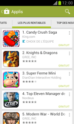 Samsung Galaxy Trend - Applications - Télécharger une application - Étape 8