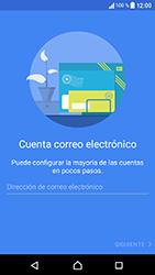 Sony Xperia XA1 - E-mail - Configurar Outlook.com - Paso 6