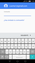 Huawei P9 Lite - E-mail - Configurar Gmail - Paso 12
