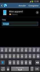 Samsung C105 Galaxy S IV Zoom LTE - Internet - navigation sur Internet - Étape 7