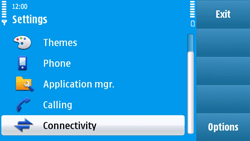 Nokia N97 - MMS - Manual configuration - Step 4