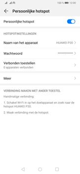 Huawei P30 - Internet - mijn data verbinding delen - Stap 10