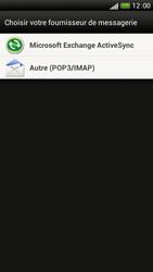 HTC One S - E-mails - Ajouter ou modifier un compte e-mail - Étape 5