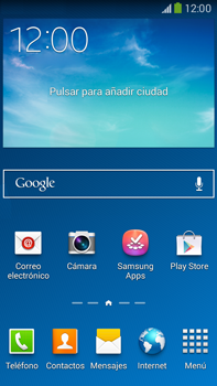 Samsung Galaxy Note 3 - Bluetooth - Conectar dispositivos a través de Bluetooth - Paso 1