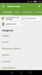Huawei P8 - Aplicaciones - Descargar aplicaciones - Paso 5