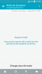 Samsung Galaxy A3 (A300FU) - E-mails - Ajouter ou modifier votre compte Yahoo - Étape 4