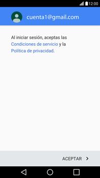 LG G4 - E-mail - Configurar Gmail - Paso 14