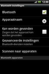 HTC A510e Wildfire S - Bluetooth - headset, carkit verbinding - Stap 6