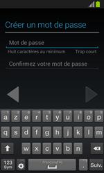 Samsung Galaxy S2 - Premiers pas - Créer un compte - Étape 14