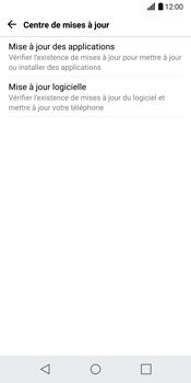 LG H870 G6 - Réseau - Installation de mises à jour - Étape 7