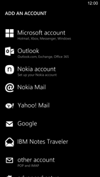 Nokia Lumia 1520 - Email - Manual configuration POP3 with SMTP verification - Step 6