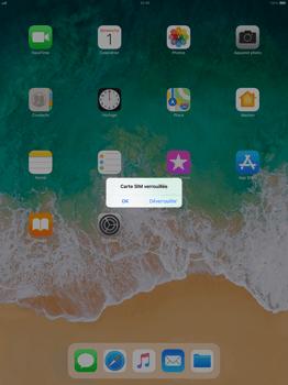 Apple Apple iPad Pro 12.9 - iOS 11 - Internet - Configuration manuelle - Étape 14