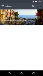 HTC One M9 - Photos, vidéos, musique - Envoyer une photo via Bluetooth - Étape 6