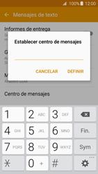 Samsung Galaxy A3 (2016) - Mensajería - Configurar el equipo para mensajes de texto - Paso 9