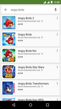 Motorola Moto X Play - Aplicativos - Como baixar aplicativos - Etapa 15