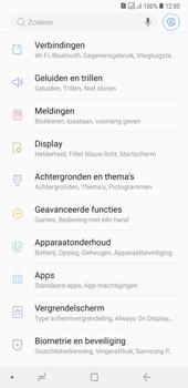 Samsung Galaxy A7 (2018) - Beveiliging - pas de pincode voor je simkaart aan - Stap 4