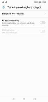 Huawei P20 Lite Dual-SIM (Model ANE-LX1) - WiFi - Mobiele hotspot instellen - Stap 5