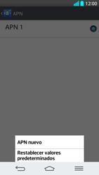 LG G2 - Mensajería - Configurar el equipo para mensajes multimedia - Paso 8