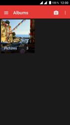 Crosscall Trekker M1 Core - Photos, vidéos, musique - Envoyer une photo via Bluetooth - Étape 4