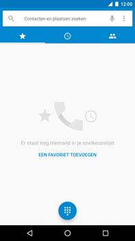 Huawei Google Nexus 6P - Voicemail - Handmatig instellen - Stap 4