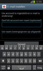Samsung Galaxy Core (I8260) - E-mail - Account instellen (IMAP zonder SMTP-verificatie) - Stap 18
