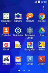 Samsung Galaxy Young II - Wi-Fi - Como ligar a uma rede Wi-Fi -  3
