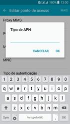 Samsung Galaxy J3 Duos - Internet (APN) - Como configurar a internet do seu aparelho (APN Nextel) - Etapa 12