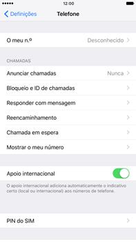 Apple iPhone 7 Plus - Chamadas - Como bloquear chamadas de um número -  4