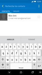 HTC One M9 - E-mails - Envoyer un e-mail - Étape 6