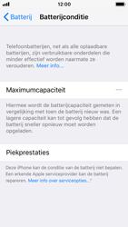 Apple iphone-5s-met-ios-11-model-a1457 - iOS 11 - In-/uitschakelen van de energiebeheerfunctie - Stap 9