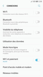 Samsung A3 (2016) - Android Nougat - WiFi et Bluetooth - Jumeler votre téléphone avec un accessoire bluetooth - Étape 5