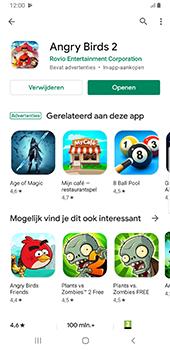 Samsung Galaxy S8+ - Android Pie (SM-G955F) - Applicaties - Downloaden - Stap 16
