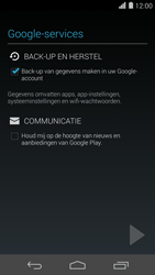 Huawei Ascend P7 - E-mail - e-mail instellen (gmail) - Stap 13
