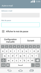LG G3 (D855) - E-mail - Configuration manuelle (outlook) - Étape 7