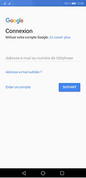 Huawei P20 Pro - Applications - Créer un compte - Étape 3