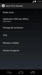 Motorola Moto G - Internet - activer ou désactiver - Étape 5